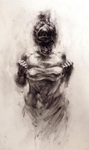 """""""Alexandra's Rage""""  By Damian Goidich  circa 2012"""