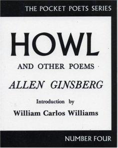 """Howl"" cover (Source: ginsbergblog.blogspot)"