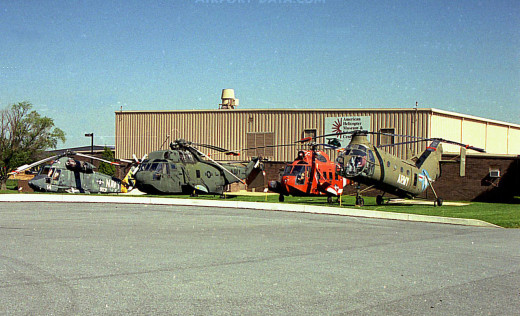 helicopter museum photo