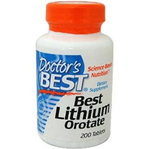 Lithium is used as a mood stabilizer for Bipolar Disorder. The prescription form is Lithium Carbonate.