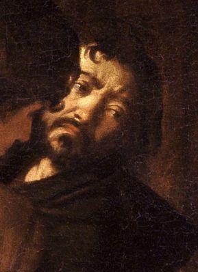 Self Portrait by Caravaggio