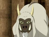 Flopsy the goat gorilla