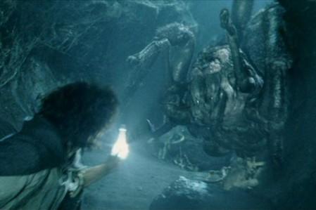 Frodo vs. Shelob