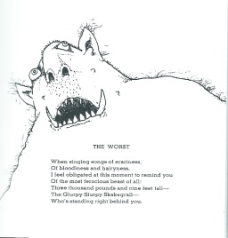 The Worst by Shel Silverstein